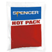 BUSTA CALDO ISTANTANEO HOT PACK - peso 190gr - 175x137mm - conf.25pz